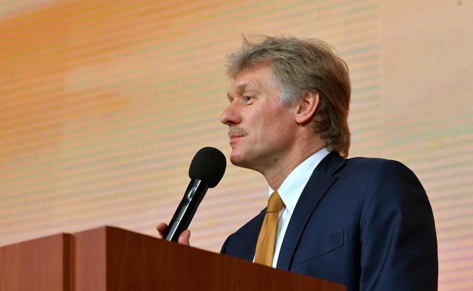 Пресс-секретарь отметил важность 9 мая для русского народа.