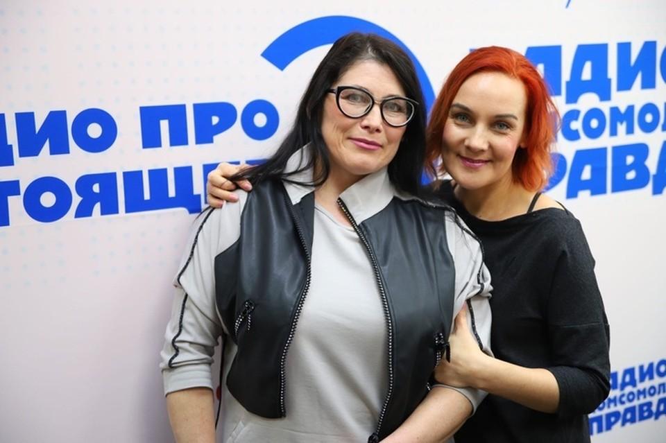 Зульфия Акулова, президент Благотворительного фонда «ЛУЧ СОЛНЦА» и помощник по проекту Оксана Садыкова