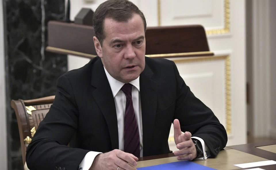 Дмитрий Медведев: нужно проработать упрощенный порядок привлечения трудовых мигрантов в РФ