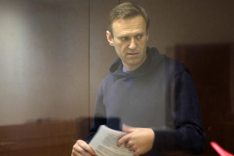 Прокурор просит для Навального по делу о клевете - штраф в 950 тыс рублей. Фото: Пресс-служба Бабушкинского суда/ТАСС