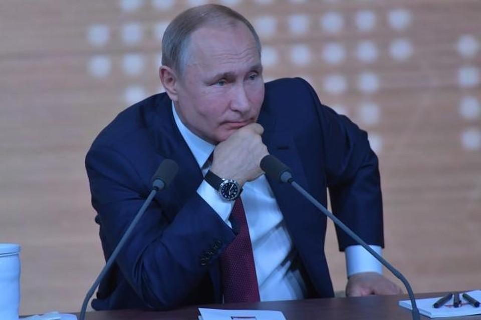 Путин обсудит с лидерами парламентских фракций осенние выборы в Госдуму