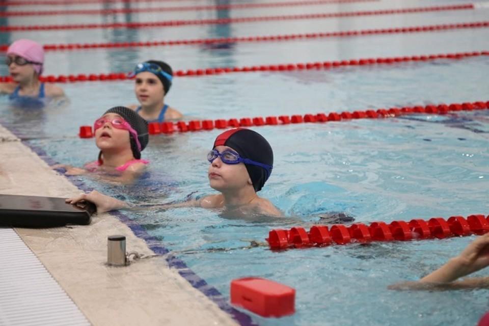 Дети будут ходить в бассейн бесплатно в Хабаровском крае
