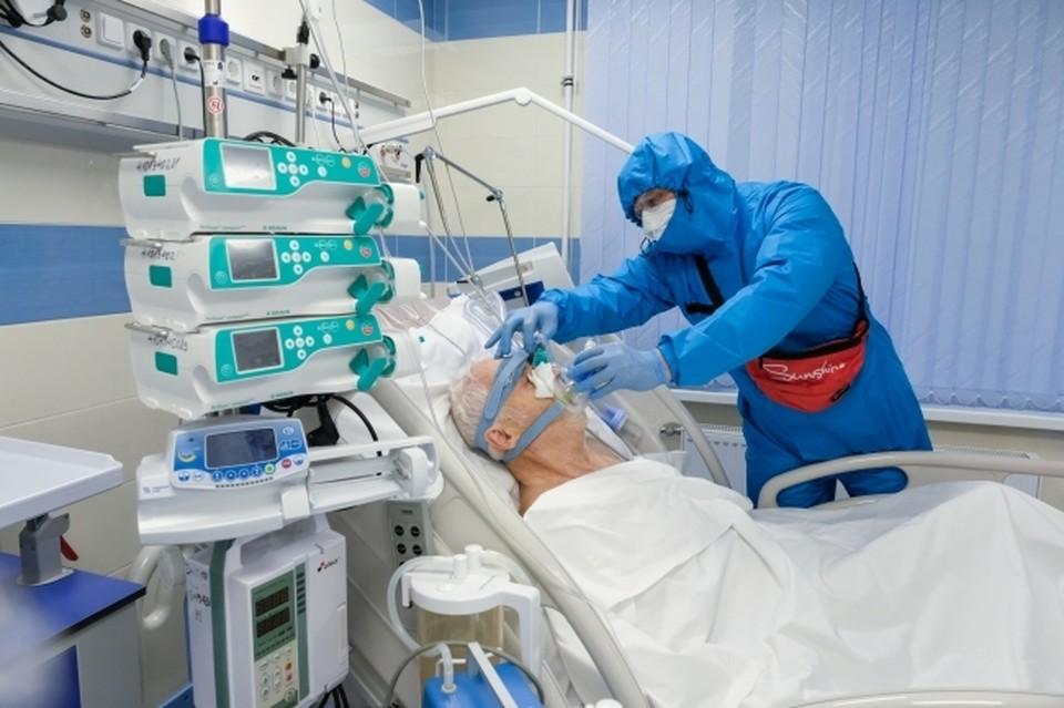 В Коми количество заболевших коронавирусом превысило новую отметку