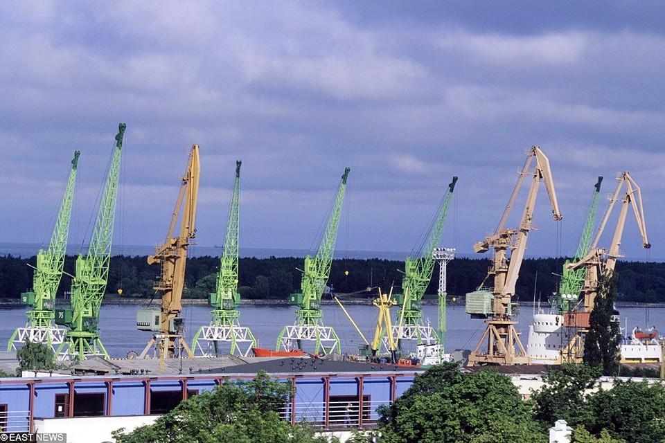 30% всего литовского бюджета - это деньги от транзита