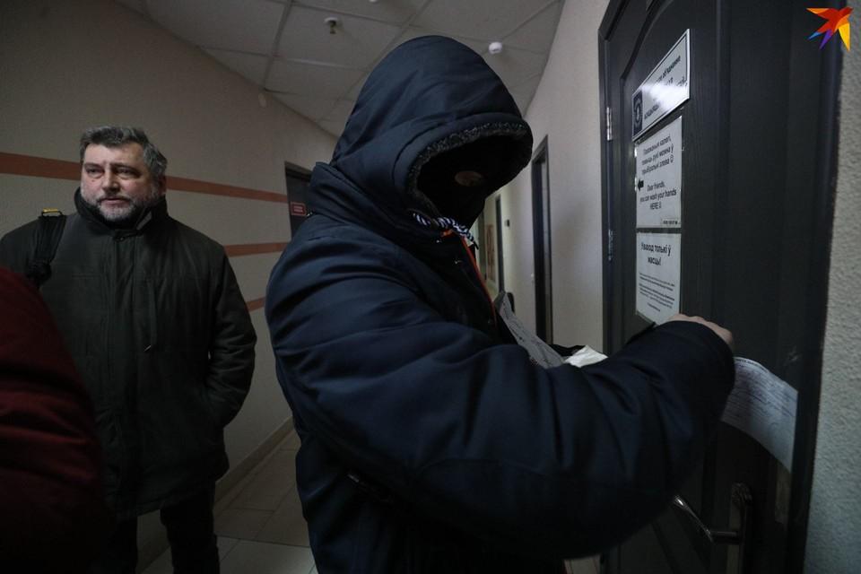 МВД сделало заявление о 90 обысках у правозащитников и журналистов в Беларуси
