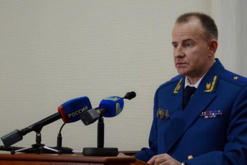 Кто такой Андрей Ханько, прокурор Иркутской области и что о нем известно. Фото: администрация Ивановской области.