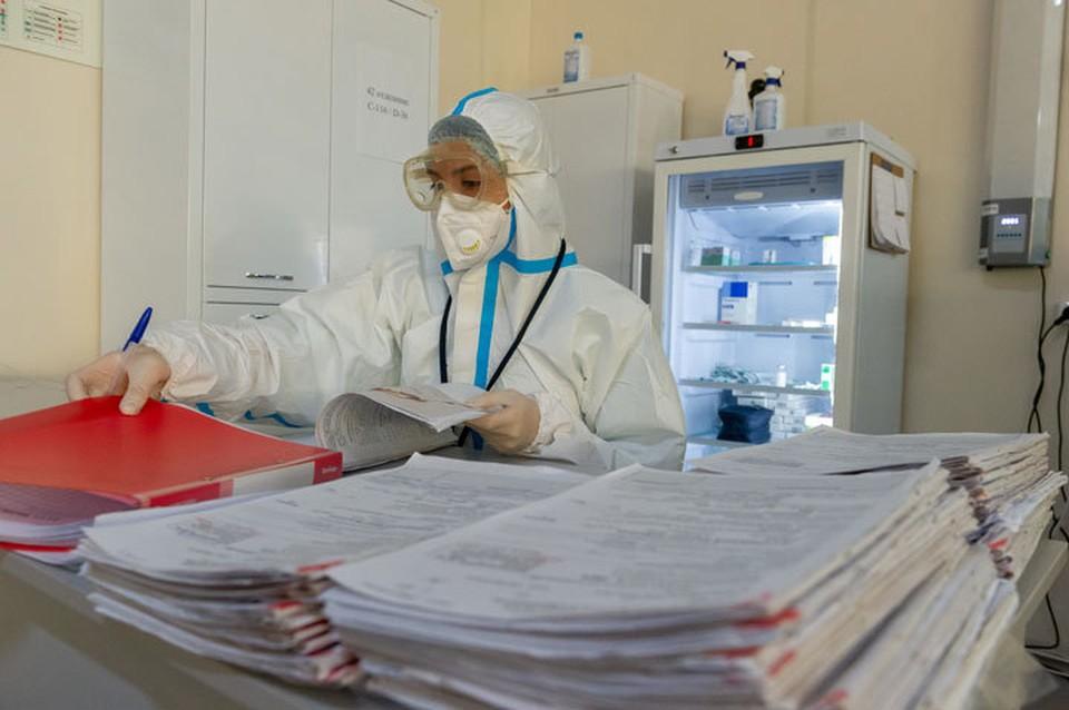 В Бишкеке будет создана информационная медицинская база детей для ежедневного учета заболеваемости ОРВИ и пневмонией.