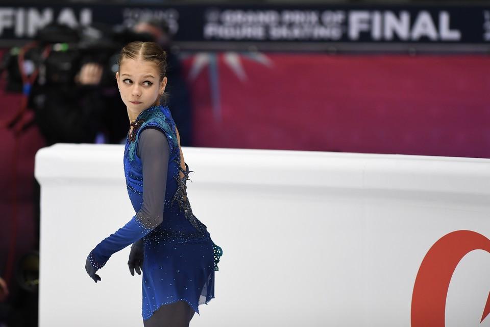 Трусова пропустит главный турнир сезона.