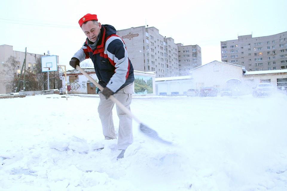25 января дворник-художник прошел в финал шоу талантов на Первом канале