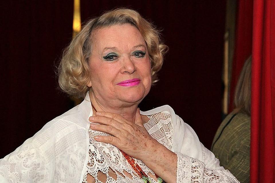 Валентина Талызина поделилась воспоминаниями об Андрее Мягкове