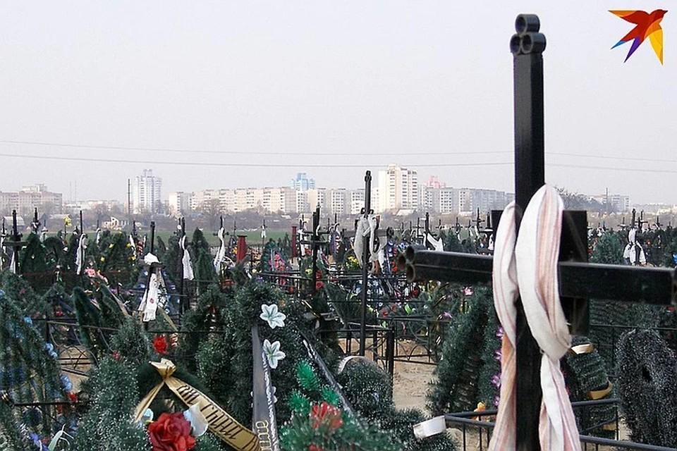 В Пинске пропал труп - возбуждено дело