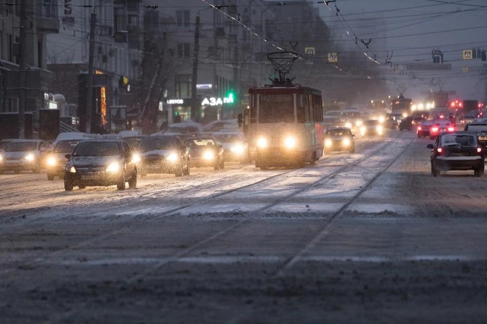 Погода продолжает приносить сюрпризы Челябинску