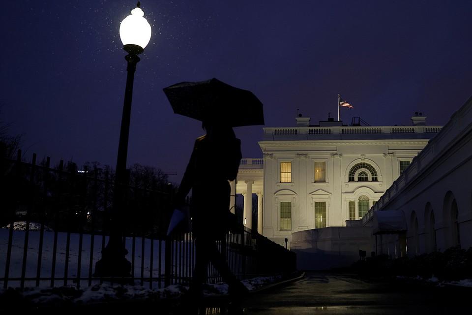 В Белом доме признают, что проблема воровства существует