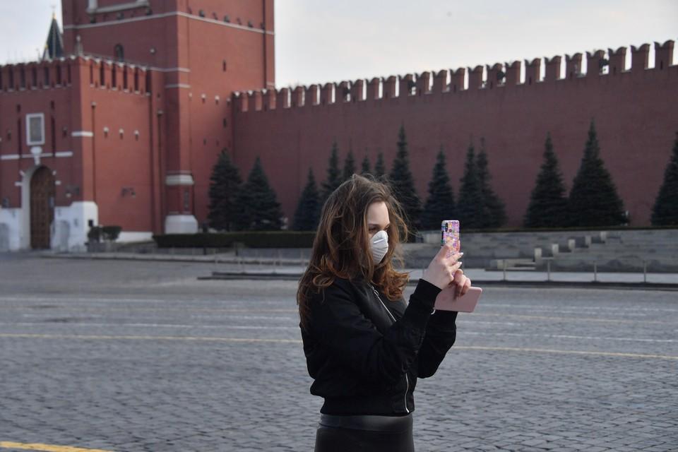 Собянин заявил о спаде пандемии коронавируса в Москве