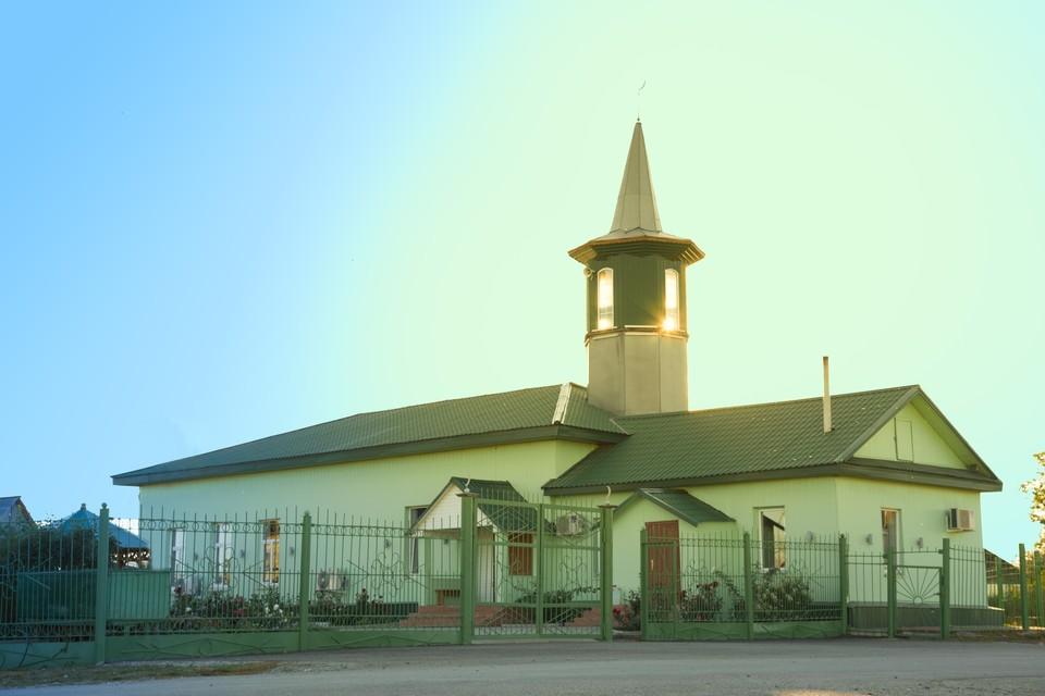 Прокуратура уже ведет проверку по факту обращения имама местной мечети. Фото: vk.com / Мечеть Пластовская