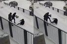 Ограбление за 20 секунд: в Новосибирске у бизнесмена вырвали пакет с 15 миллионами рублей