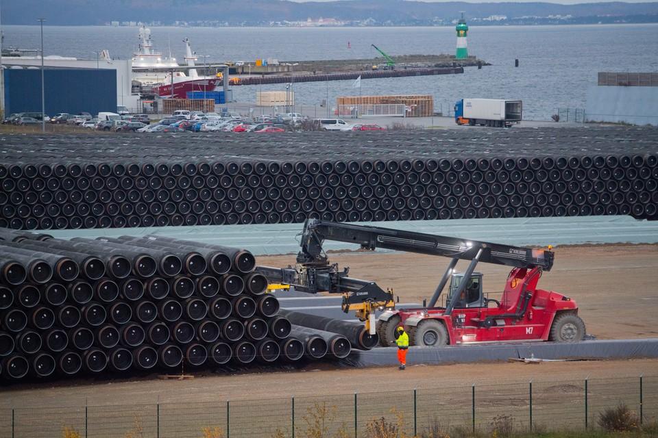 Госдеп предложил минимальные санкции по «Северному потоку – 2»