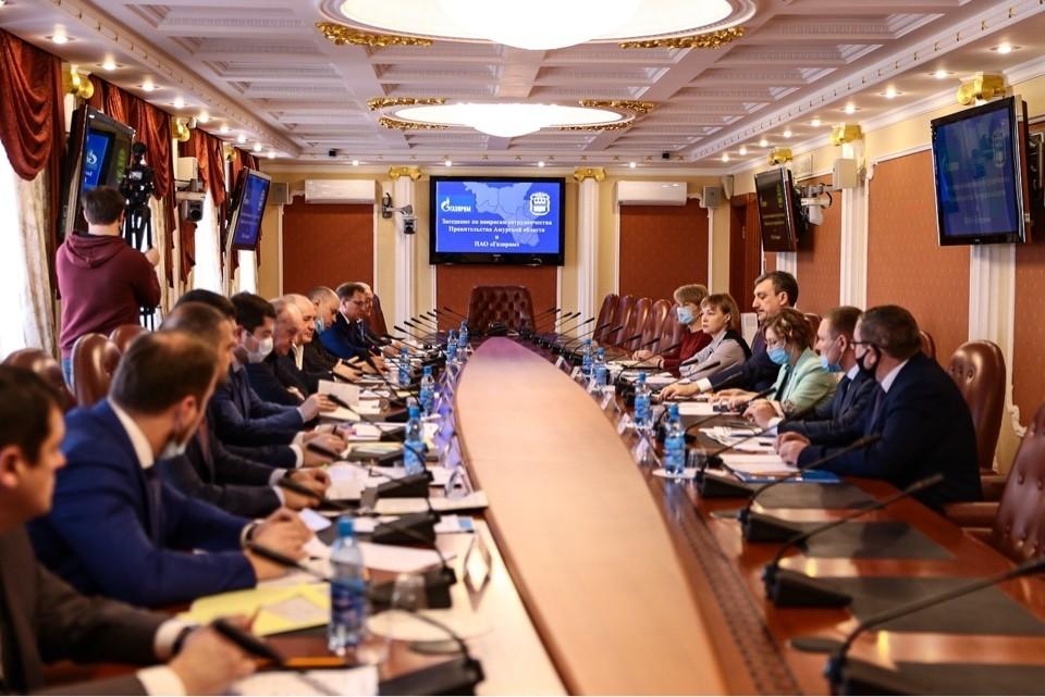 Амурская область готова выступить пилотным регионом, где будет создан единый региональной оператор по газификации. Фото: amurobl.ru