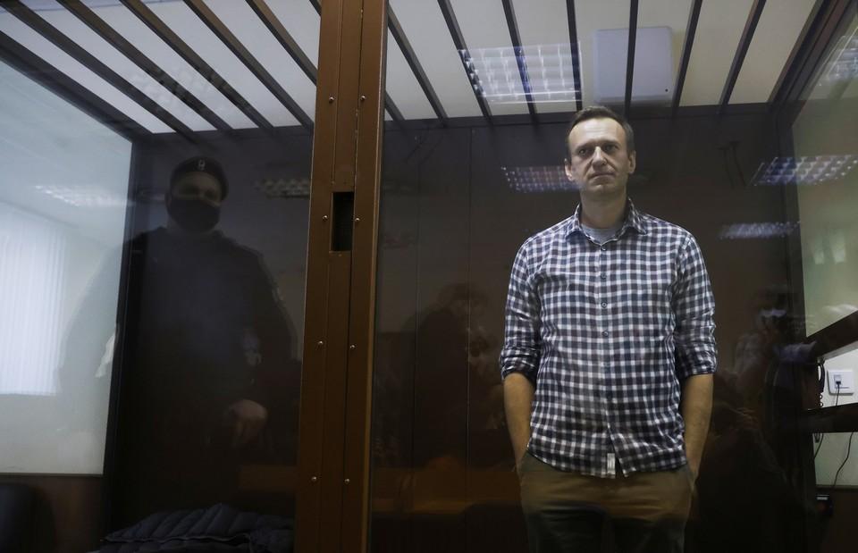 Судья начал зачитывать приговор по делу Алексея Навального