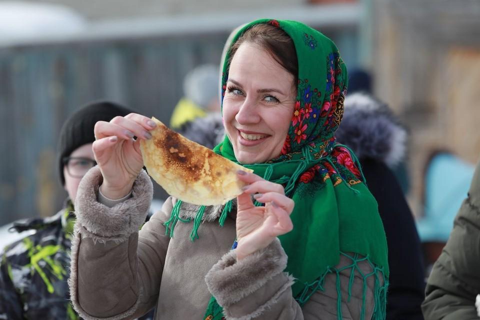 Масленица в Новосибирске в этот раз пройдет без массовых гуляний.