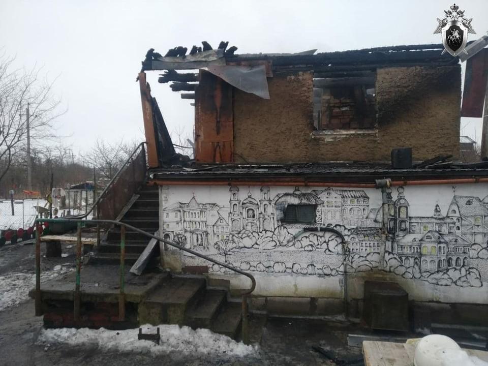Место происшествия в Черняховске