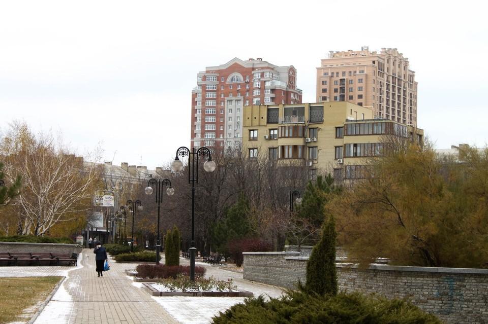 В Донецке будет прохладно