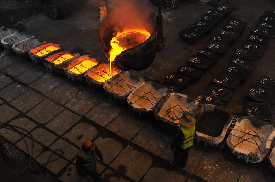 Цена на медь превысила $9 тысяч впервые за десять лет