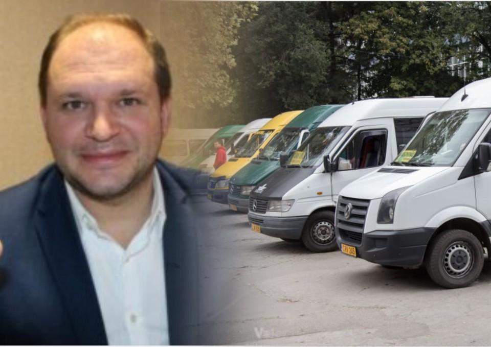 Ион Чебан заявил что протест водителей маршруток это шантаж жителей столицы!