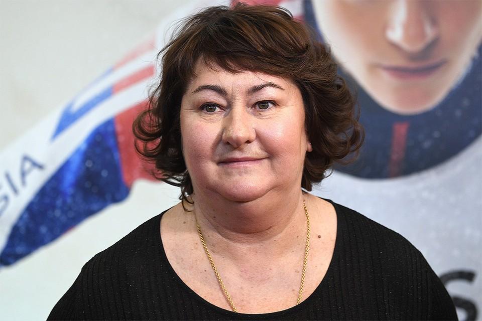 Главный тренер сборной России по лыжным гонкам Елена Вяльбе.