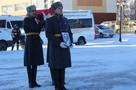 В Тобольске родственникам передали останки красноармейца Михаила Балина