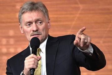 Песков - Гамову: Почему президент в мороз без шапки? Мы доведем вашу обеспокоенность до главы государства