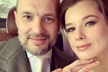 Актриса Катерина Шпица вышла замуж за фитнес-тренера