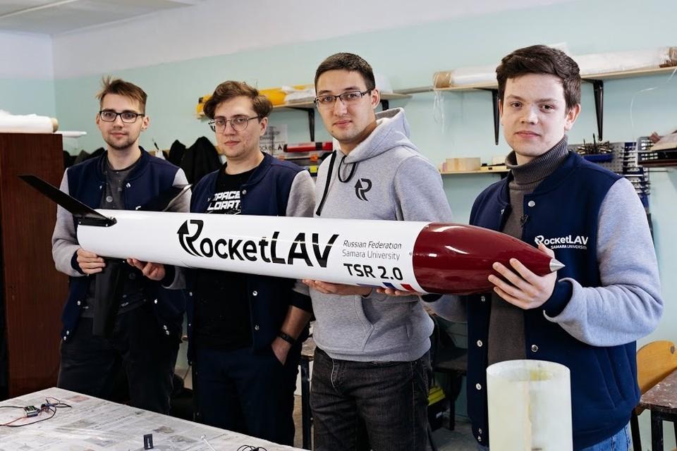 Самарские студенты запустят в космос ракету нового поколения