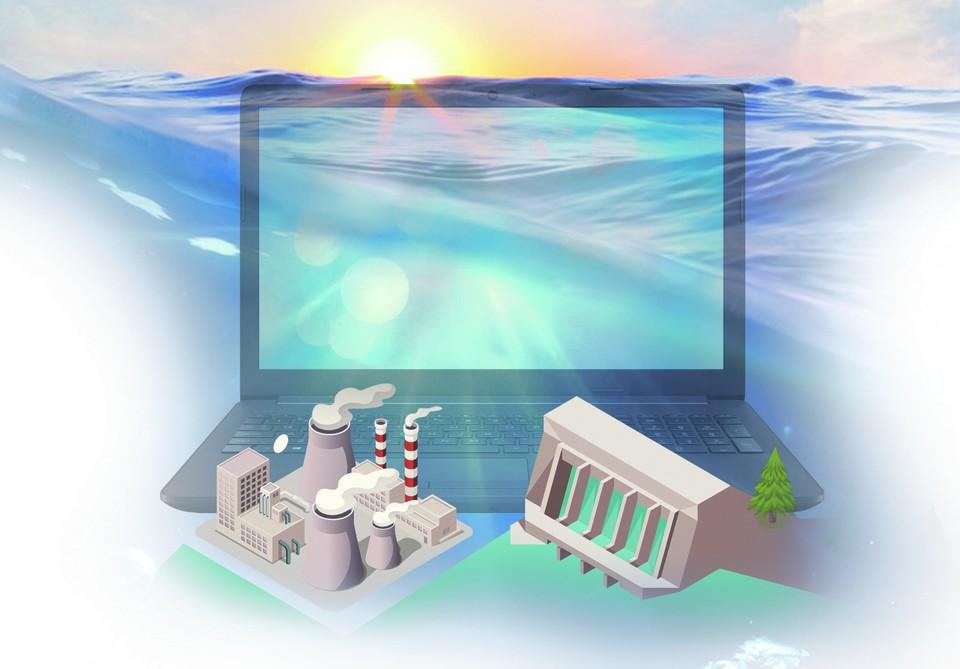 Точное прогнозирование и своевременная обработка информации поможет избежать серьезных последствий при стихийных бедствиях. Коллаж: Дмитрий ПОЛУХИН