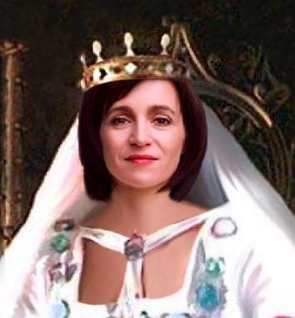 Рановато Майя Григорьевна почувствовала себя королевой.