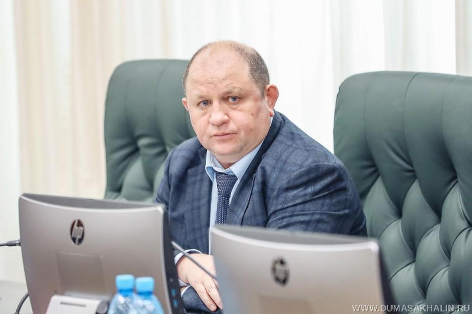 По словам источника, народный избранник прилетел в командировку и был вызван на допрос. Фото: сайт Сахалинской областной думы