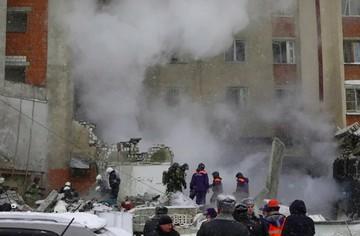 Состояние пострадавшей при взрыве в доме в Нижнем Новгороде женщины стабилизировалось
