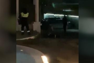 В Дагестане неизвестные открыли огонь по полицейским