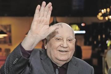 Михаил Горбачев: Союз уже не вернуть. Все капризные стали...