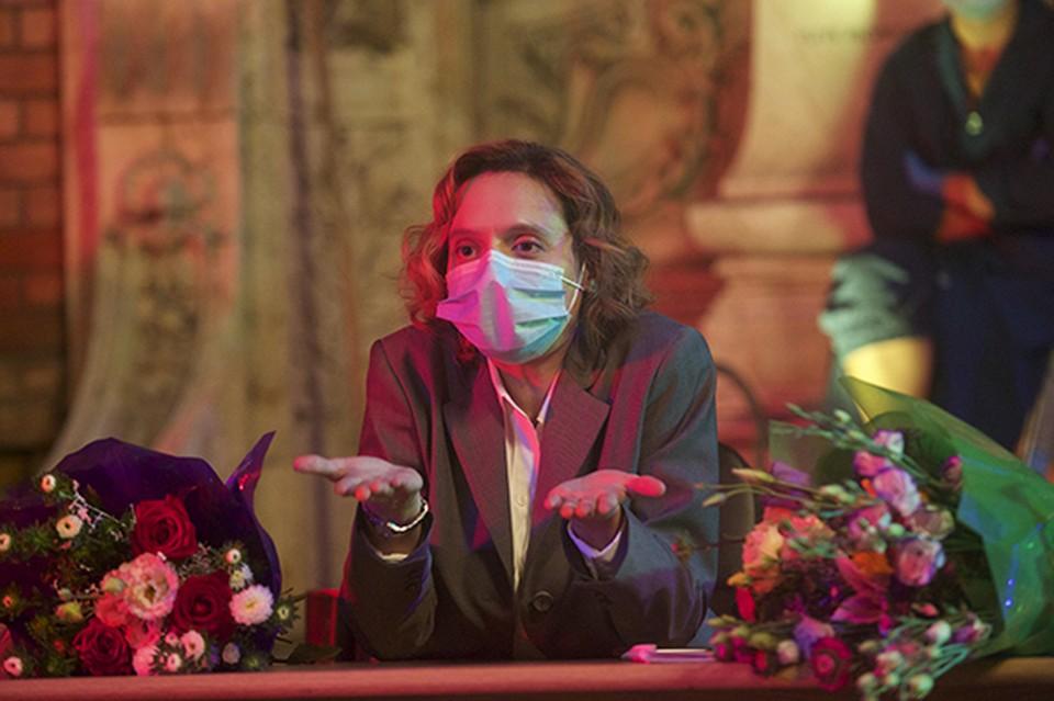 Кадр из фильма «Неудачный секс, или Сумасшедшее порно»