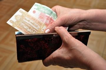 Средняя зарплата в Молдове составляет почти 9 тысяч леев