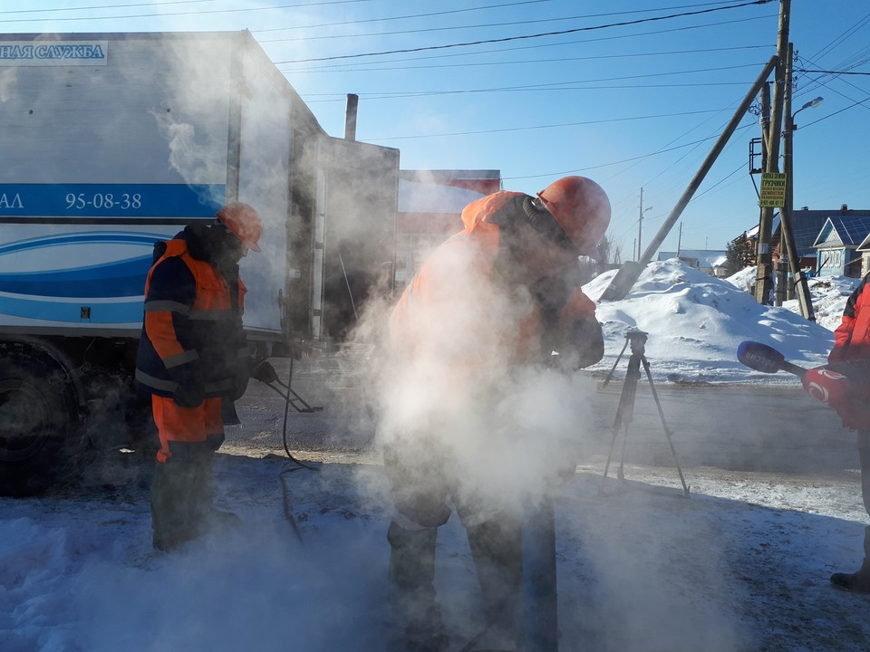 Жители частного сектора Ижевска: «В морозы остались без воды из-за неработающих колонок»