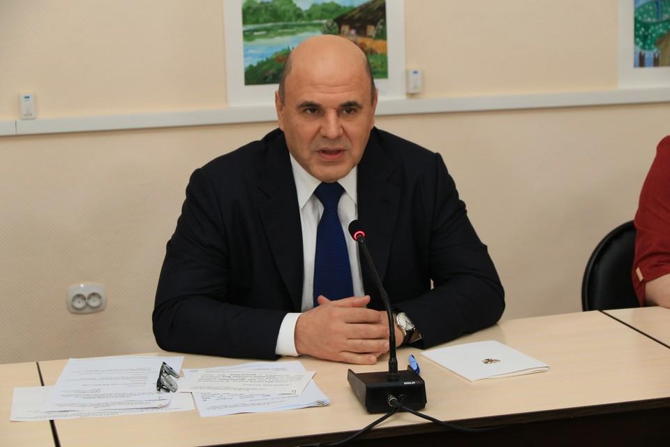 Михаил Мишустин находится с рабочим визитом на Алтае