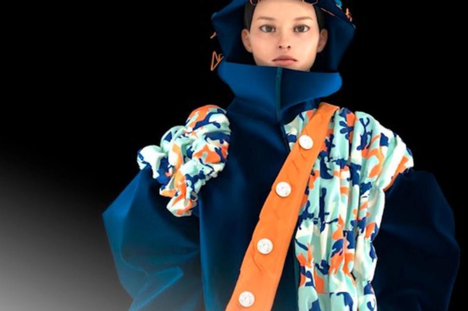 Аватары на цифровом подиуме и анимированные наряды: как в СПбГУПТД обучают цифровому дизайну иностранных студентов