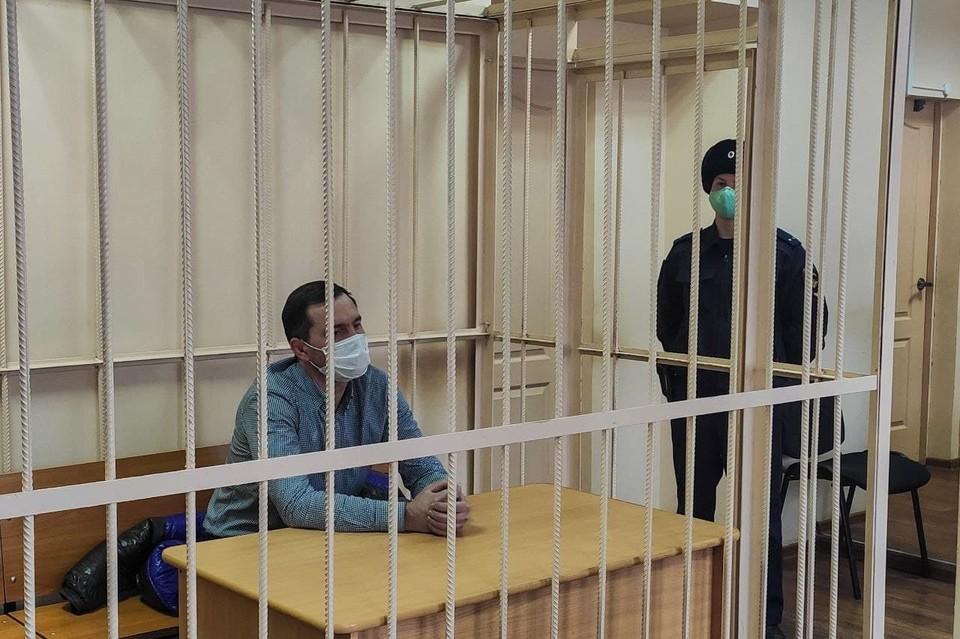 Андрей Осипов был против присутствия СМИ, но судья его в этом не поддержал