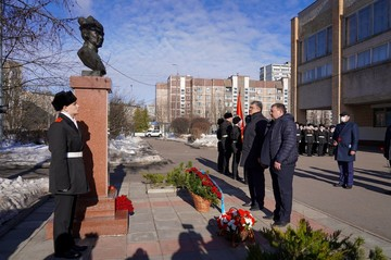 «Спасибо за память о казахском батыре»