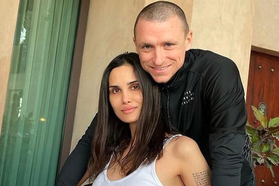 Павел и Алана Мамаевы.