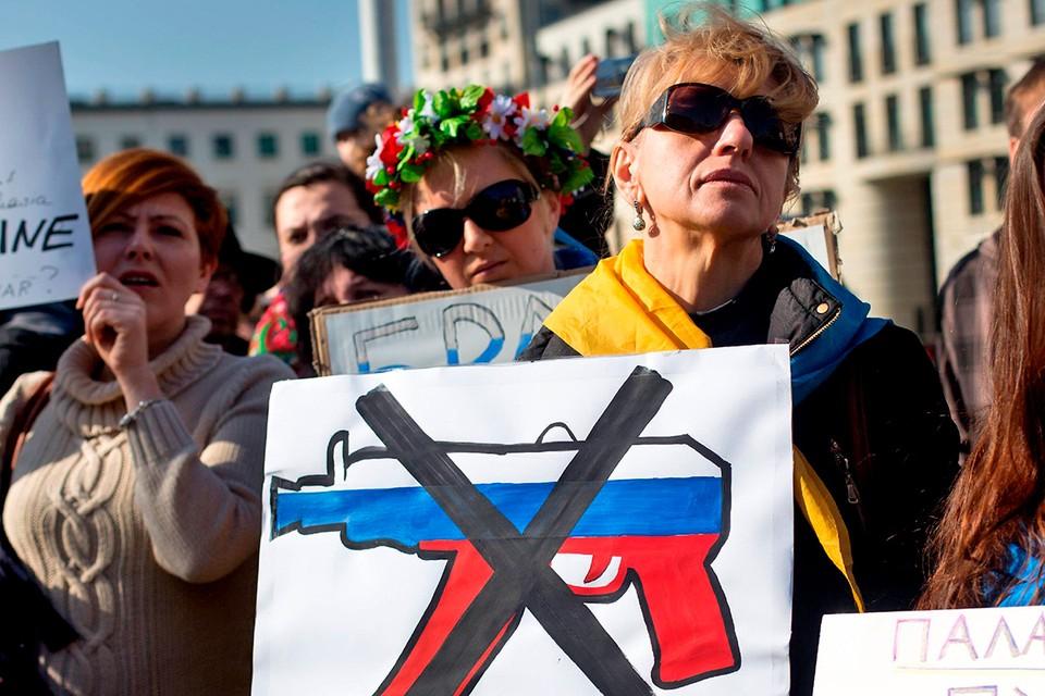 Запад не спешит расставаться с представлениями о нашей стране времен Холодной войны