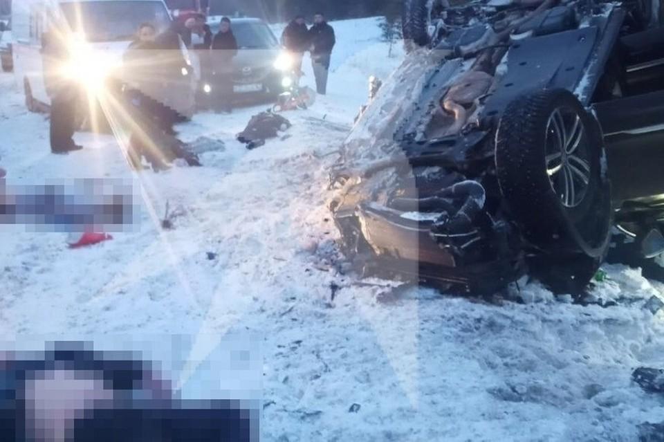 Последние новости о ДТП с грузовиком и семью погибшими под Самарой 8 марта 2021 года: соболезнования Азарова и траур