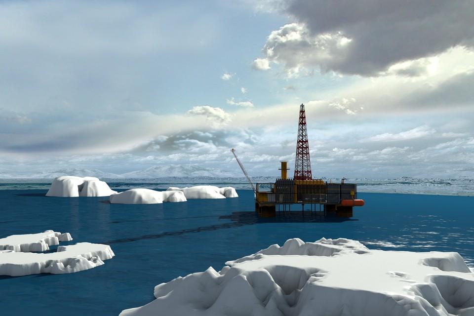 Арктика богата природными ресурсами.